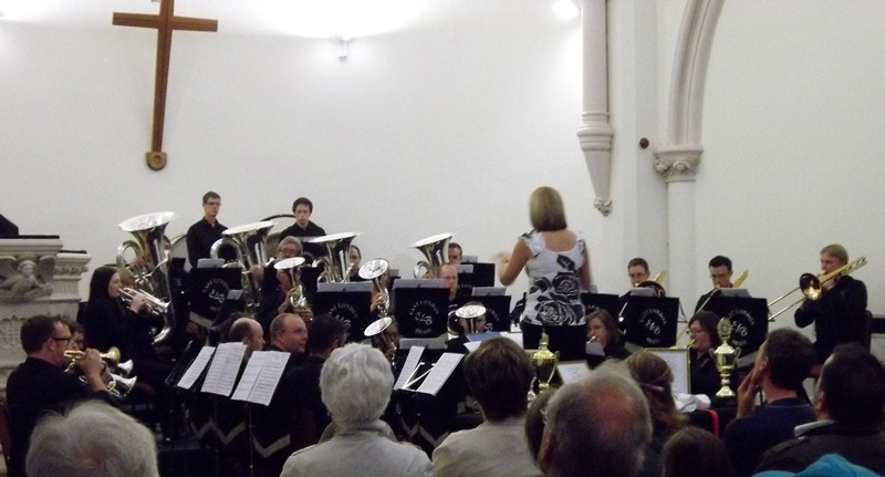 Image result for church brass band