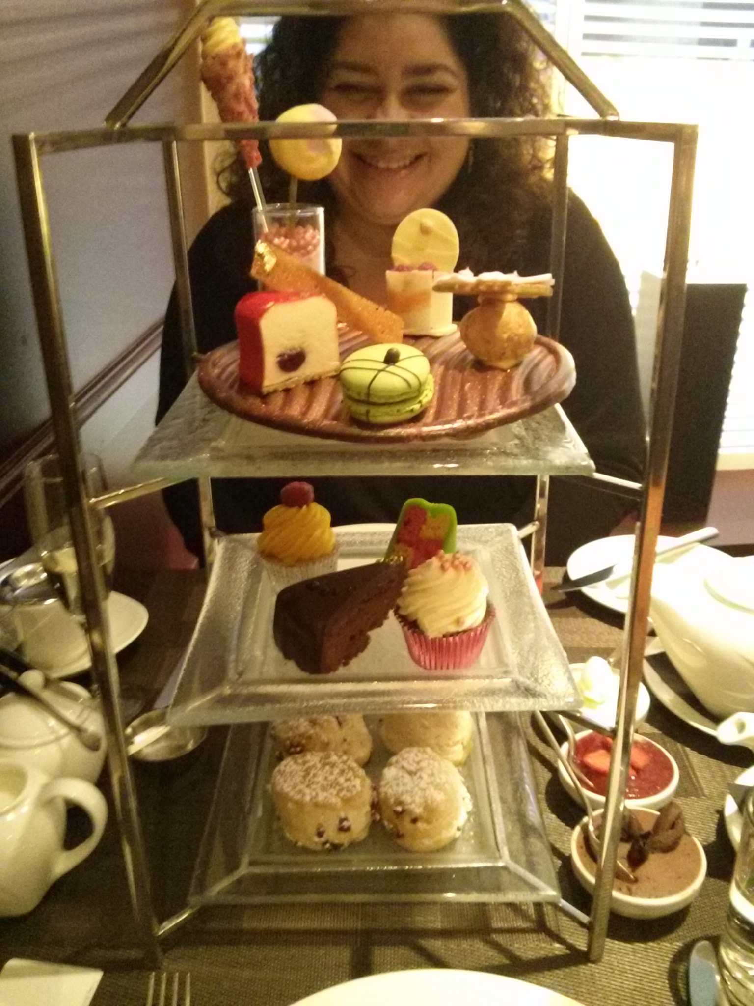 foto Chocolate Afternoon Tea at Chancery Court Hotel, London