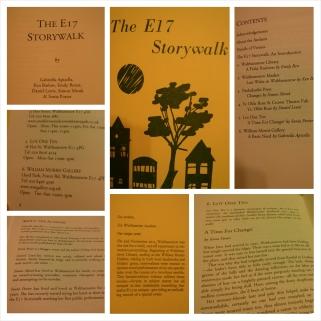 E17 Storywalk booklet